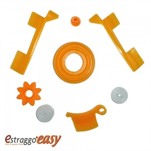 Kit ricambi per  Estraggo PRO / Estraggo EASY/ Light